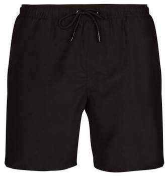 Saturdays NYC Timothy Swim Shorts - Mens - Black