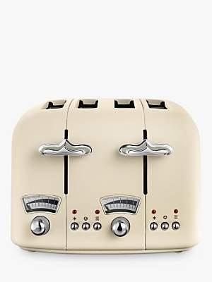 De'Longhi Argento Flora 4-Slice Toaster