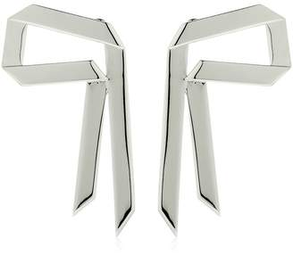 Moutton Collet Long Vibration Earrings