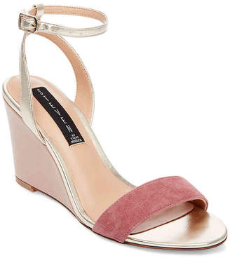 Steve Madden Steven by Sylvan Wedge Sandal - Women's