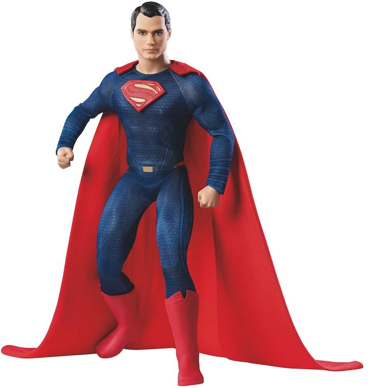 Barbie Barbie Batman v Superman: Dawn of Justice Superman Doll