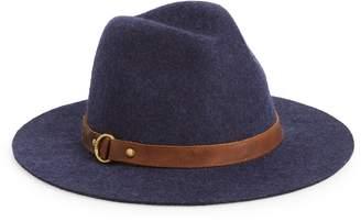 Frye Harness Wool Felt Panama Hat