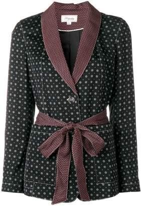 Temperley London Joyce pyjama jacket