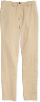 Tommy Hilfiger Adaptive Men Rod Custom Fit Chino Pants with Magnetic Zipper