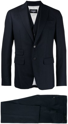 DSQUARED2 three-piece suit