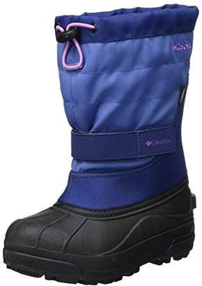 Columbia Girls' Youth Powderbug Plus II Snow Boot