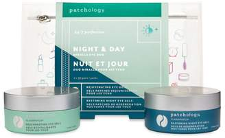 Patchology Night & Day Miracle Eye Duo Set