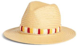 Something Navy Panama Hat