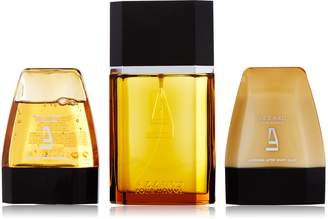 Azzaro Loris for Men-3 Pc Gift Set 3.4-Ounce EDT Spray, 2.6-Ounce Hair and Body Shampoo, 2.6-Ounce Soothing After Shave Balm
