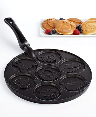 Nordicware CLOSEOUT! Zoo Friends Pancake Pan