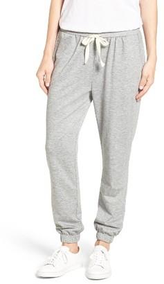 Women's Caslon Jogger Pants $49 thestylecure.com