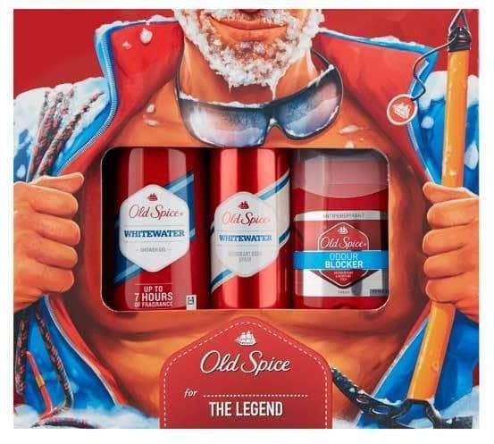 White Water Triple Pack Gift Set