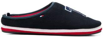 Tommy Hilfiger TH badge slippers