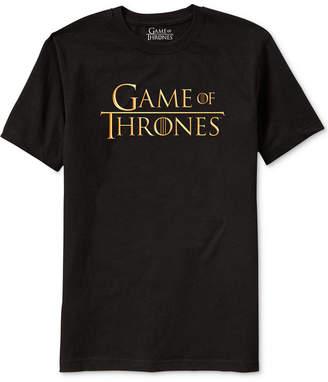 Ripple Junction Game of Thrones Men Logo T-Shirt