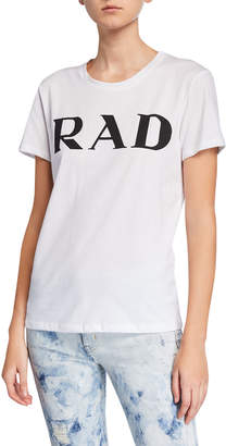PRINCE PETER COLLECTION Rad Short-Sleeve Cotton Tee