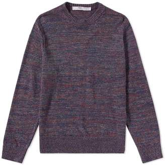 Inis Meain Donegal Linen Crew Knit