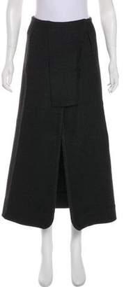 Reed Krakoff Midi Knit Skirt