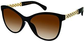 Southpole Women's 237sp-ox Cateye Sunglasses