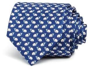 Salvatore Ferragamo Ice Cream Elephant Classic Tie