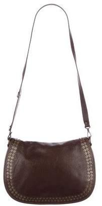 Hogan Embellished Messenger Bag
