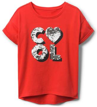 Crazy 8 Crazy8 Sparkle Cool Tee