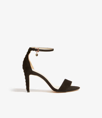 Karen Millen Studded Heeled Sandals