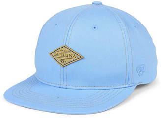 Top of the World North Carolina Tar Heels Diamonds Snapback Cap