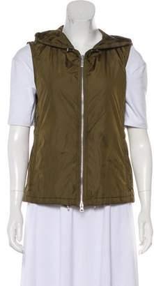 ADD Hooded Zip-Up Vest