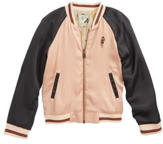 Scotch R'Belle SCOTCH RBELLE Scothc R'Belle Embroidered Bomber Jacket