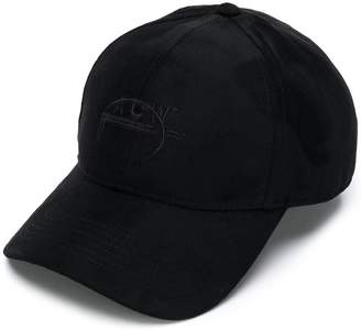 A-Cold-Wall* embroidered logo cap