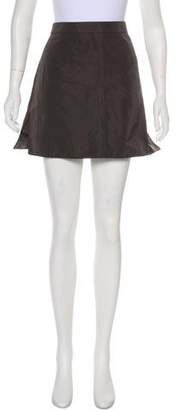 Louis Vuitton A-Line Mini Skirt