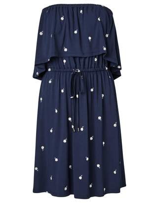 Jeanswest Ange Off Shoulder Jersey Dress
