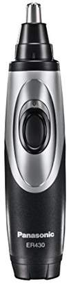 Panasonic ER430K Ear & Nose Trimmer with Vacuum Cleaning System
