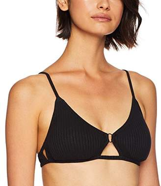 RVCA Junior's SINGLED Out Keyhole Bralette