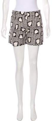 Stella McCartney Printed Mini Shorts
