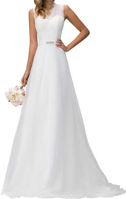 GLS Apparel Lace Top Gown