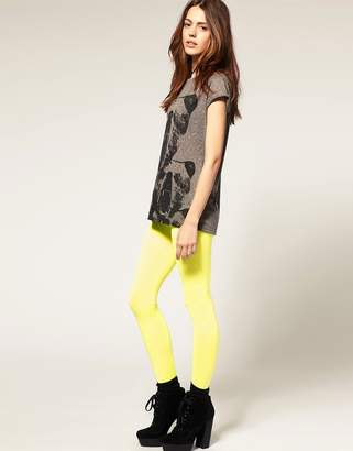 Asos Design Neon Leggings