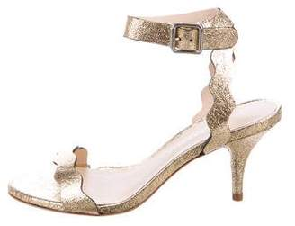 Loeffler Randall Reina Scalloped Sandals