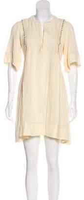 Etoile Isabel Marant Pleated Knee-Length Dress w/ Tags