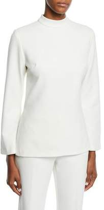 Trina Turk Hostess Long-Sleeve Tunic Top