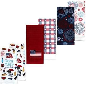 Americana Celebrate Together Kitchen Towel 6-pack