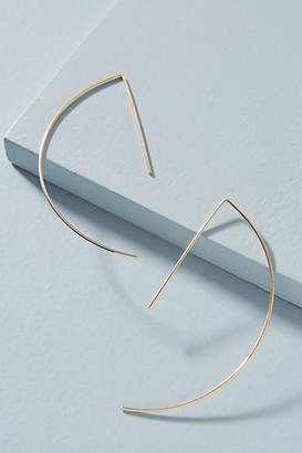 Hello Adorn Archery 14K Gold-Filled Hoop Earrings