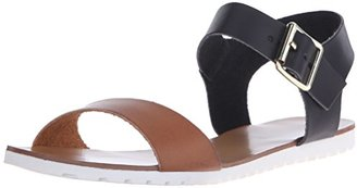 Call It Spring Women's HALEWIEL Flat Sandal $13.36 thestylecure.com