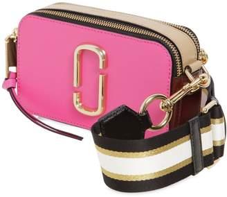 Marc Jacobs Snapshot Saffiano Leather Shoulder Bag