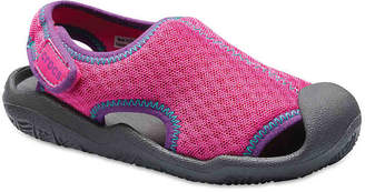 Crocs Swiftwater Toddler & Youth Sandal - Girl's