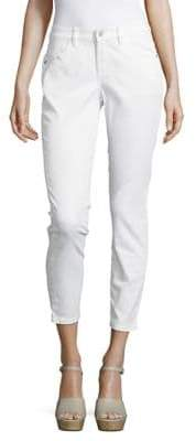 Tommy Bahama Five-Pocket Style Cropped Pants