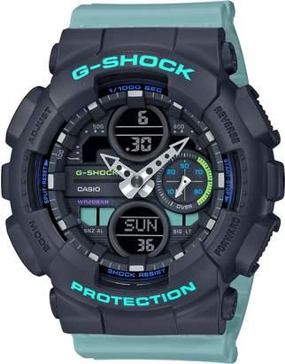 G-Shock BABY-G S-Series Ana-Digi Resin Watch, 46mm