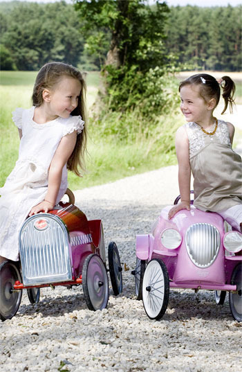 Nordstrom Baghera 'Classic' Pedal Car (Toddler)