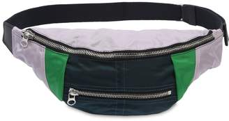 Isabel Marant Color Block Nylon Belt Pack