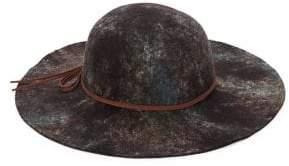 Scala Tonal Felt Brim Hat